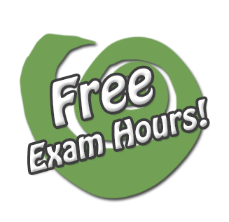 free exam hours